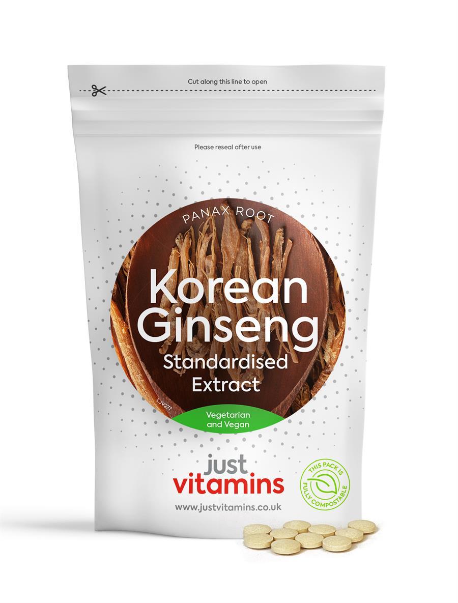 Korean Ginse...