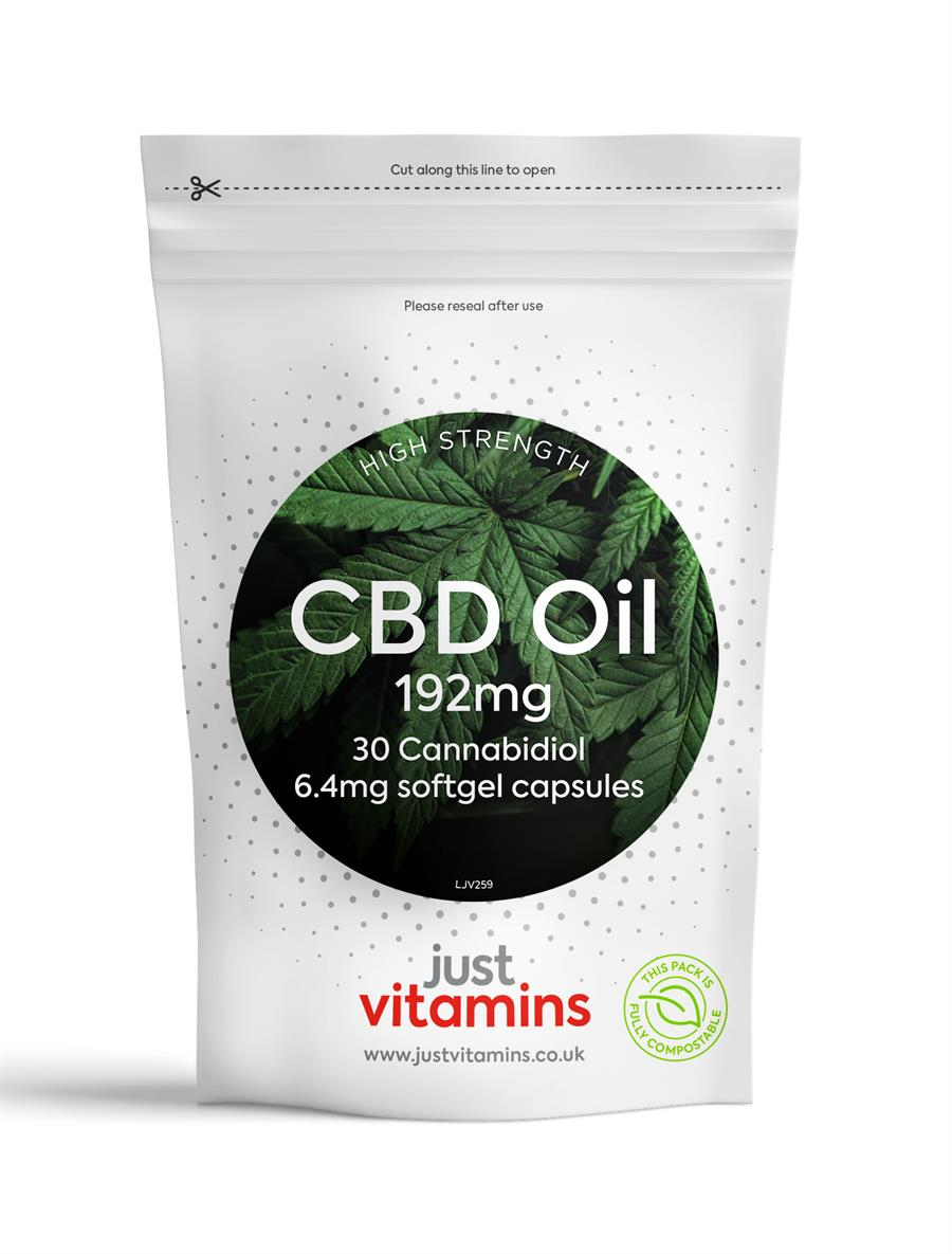 Health & Wellbeing High Strength CBD Oil 4