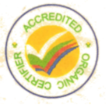 Certified Organic by the Phillipine National Standards on Organic Culture