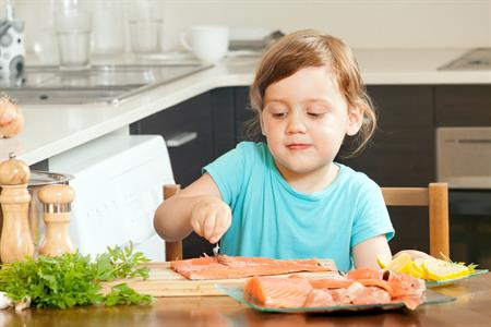 Omega 3's may protect children against type 1 diab