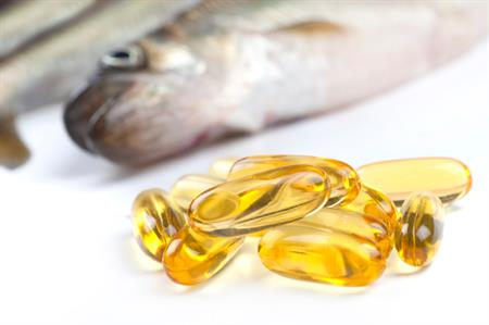 Muscle strength with fish oils