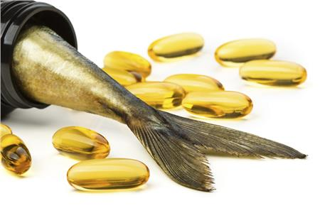 Boost an aging brain with a fish oil supplement
