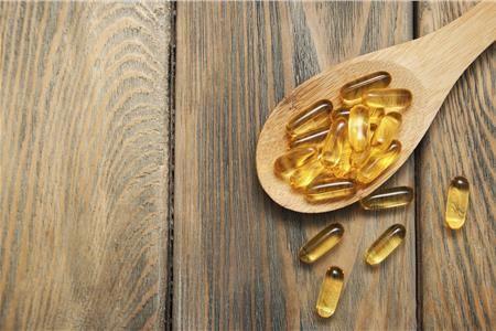 Need help to stop middle age spread? Try fish oils