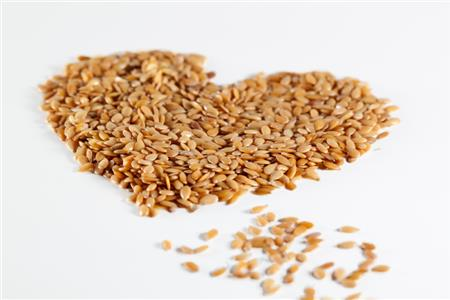 Flaxseed Found to Benefit High Blood Pressure