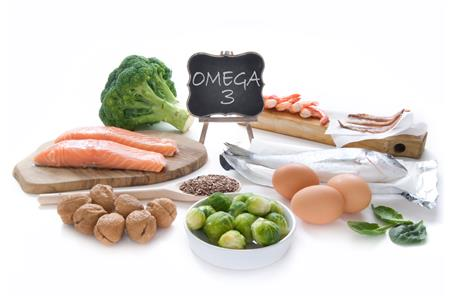 Where to get Omega-3 essential fatty acids from