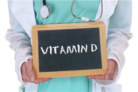 March is when vitamin D levels are the lowest