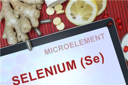 Selenium - a mineral that is crucial to health