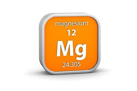 Treating a magnesium deficiency with a supplement