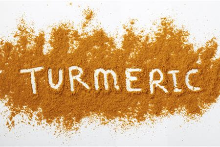 Turmeric - a cure for back pain?