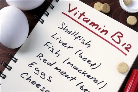 Vitamin B12 - Deficiency Risk and Symptoms