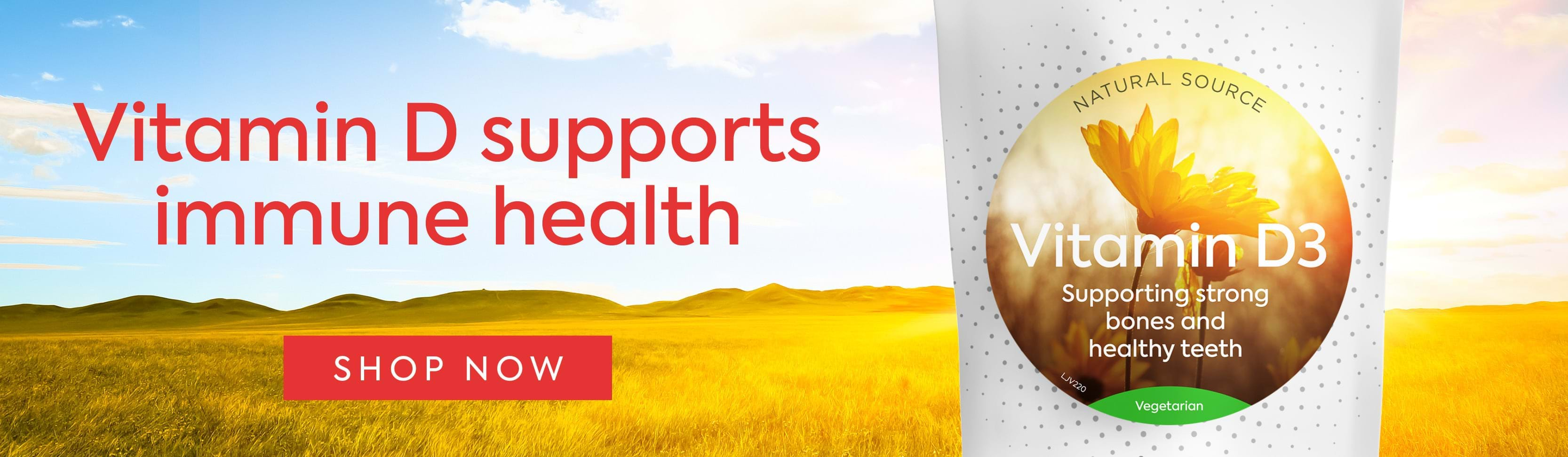 Shop Vitamin D Supplements