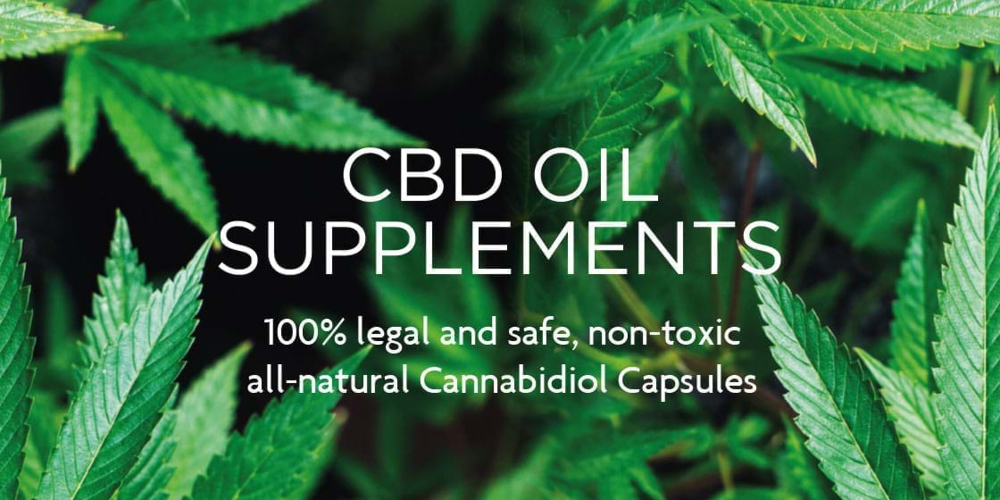Cannabidiol Oil (CBD) Supplements
