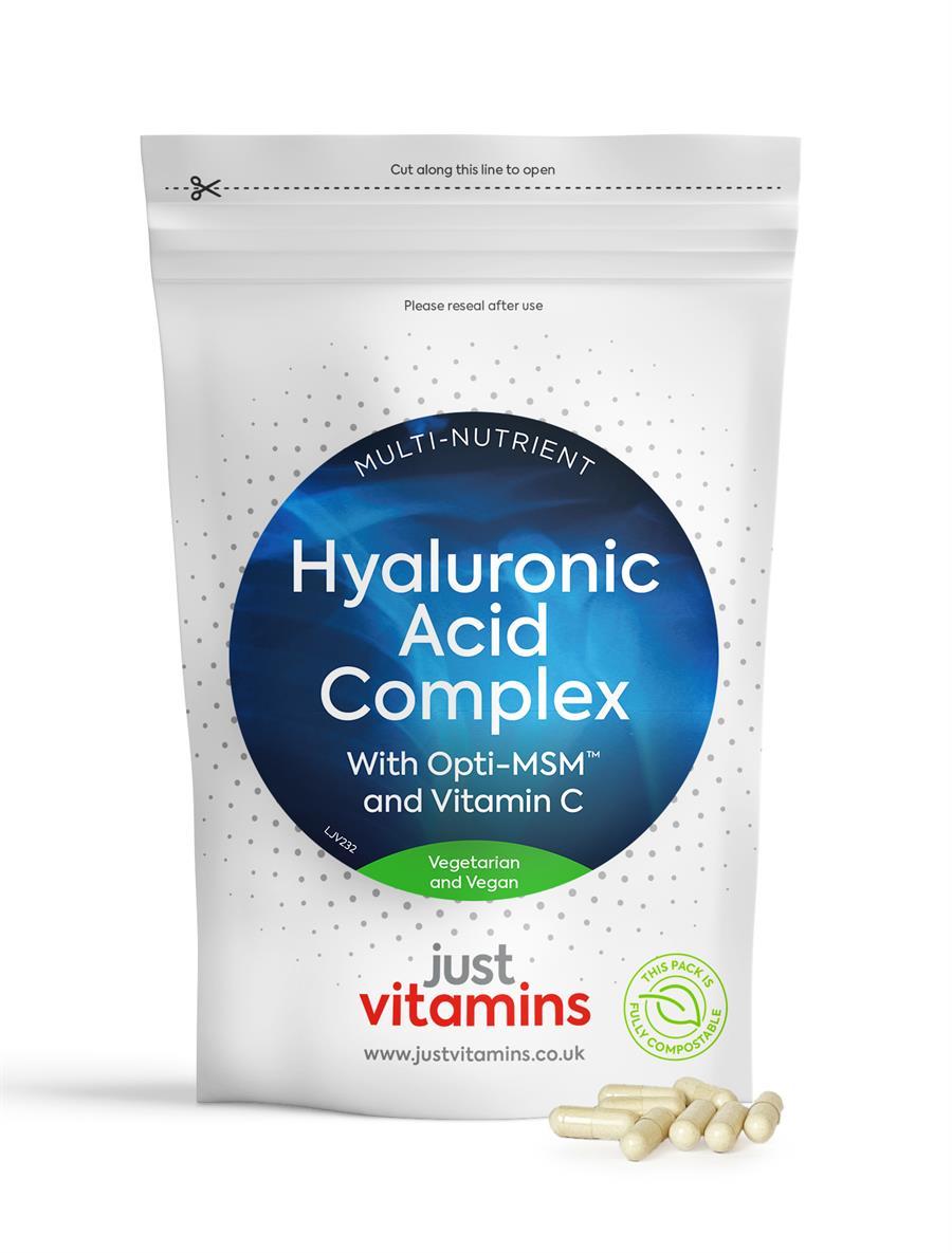 Hyaluronic Acid Complex Capsules