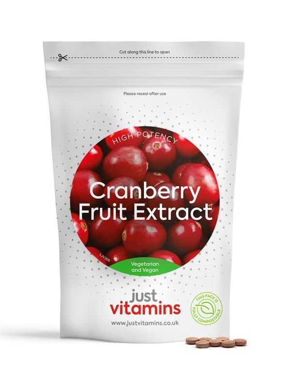 Buy Cranberry Tablets - 5000mg