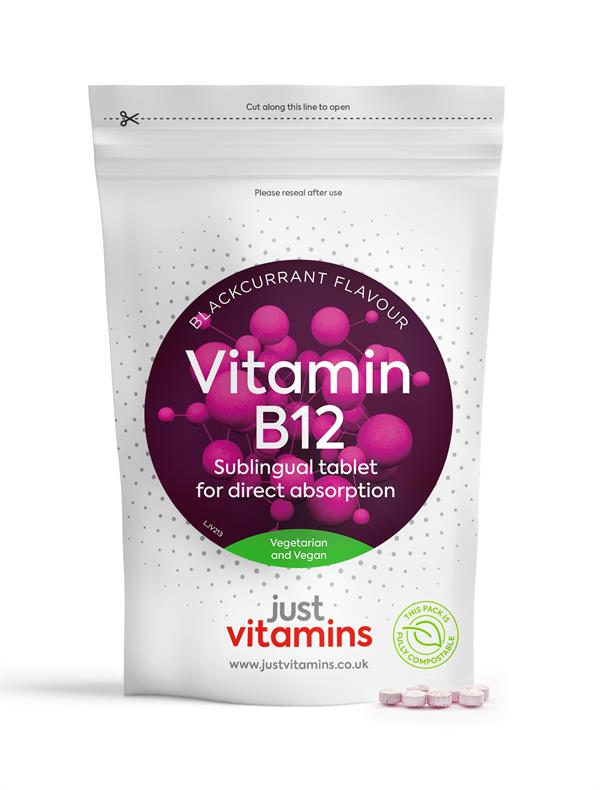 Buy Vitamin B12 Tablets - 1000mcg