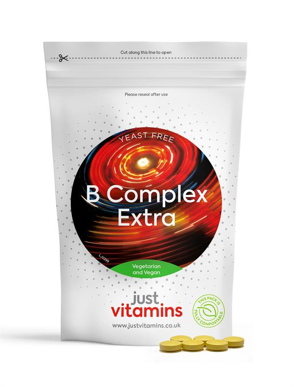 Buy Vitamin B Complex Extra Tablets