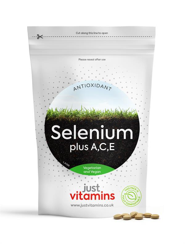 Buy Selenium plus A,C,E Tablets