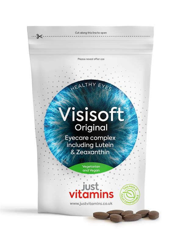 Buy Visisoft™ Lutein Tablets - (10mg)