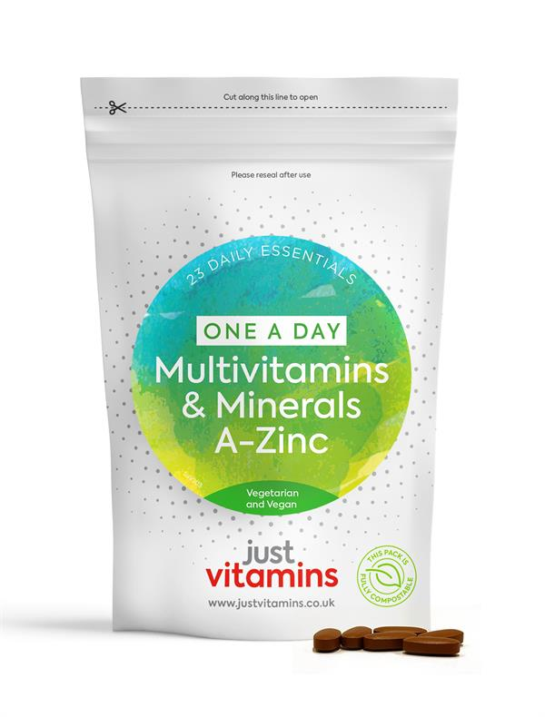 Buy Premium Multivitamin A-Zinc Tablets