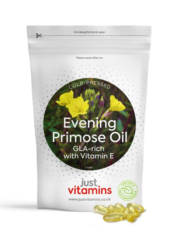 Buy Evening Primrose Oil Capsules - 1000mg