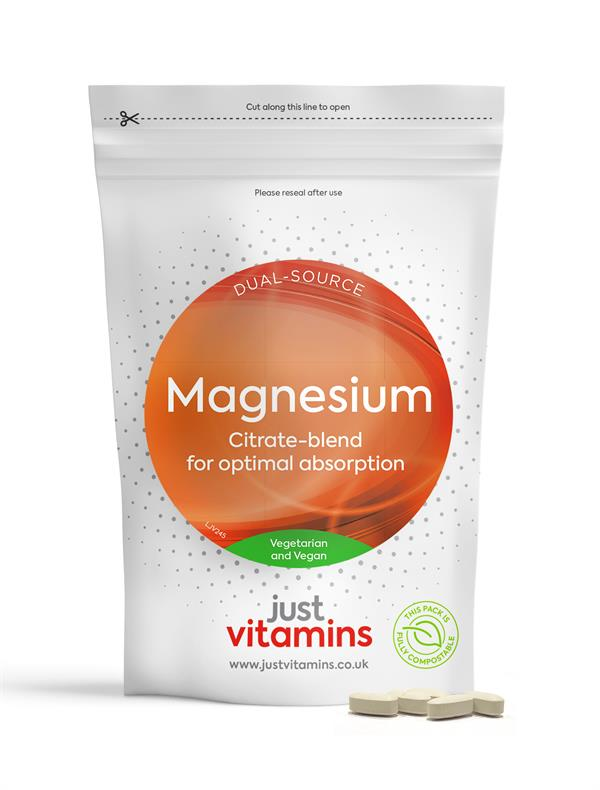 Buy Magnesium Tablets - 188mg