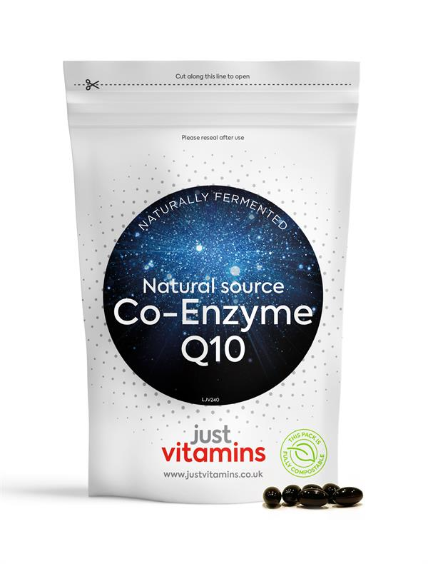 Buy Coenzyme Q10 Capsules - 30mg