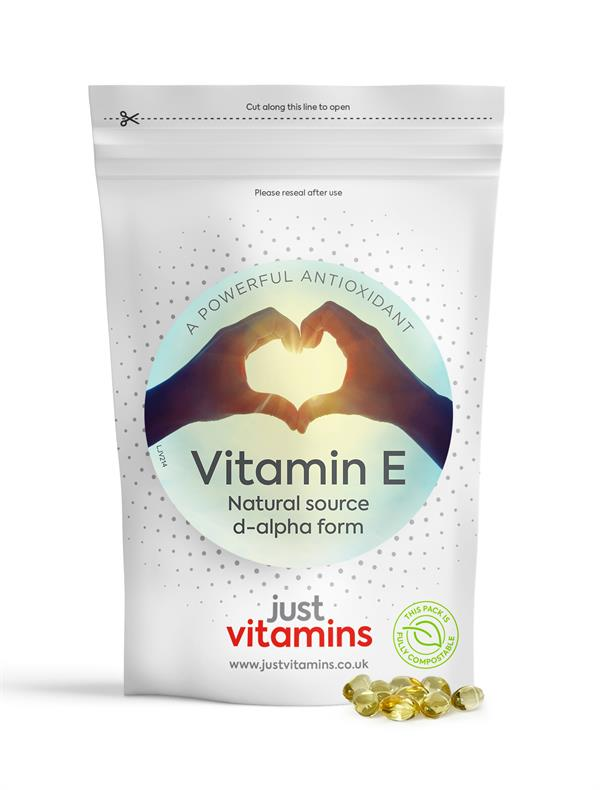 Buy Vitamin E (Natural) 200iu Capsules
