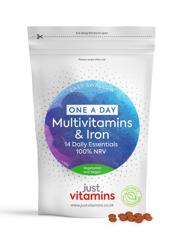 Buy MultiVitamins & Iron Tablets