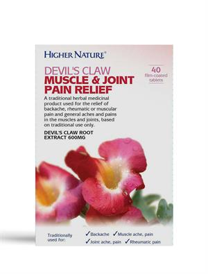 Buy Devil's Claw Muscle and Joint Pain Relief